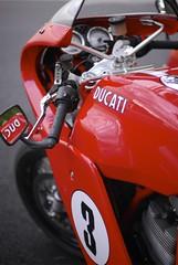 Ducati Sport 1000S (declanjdillon) Tags: red sport 50mm nikon motorcycle d200 ducati sportclassic 1000s f14d