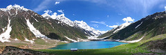 Lake Saiful Muluk (khalilshah) Tags: blue pakistan sky panorama lake green water fairytale nikon aqua altitude north tourist best east explore fairy valley destination northern kaghan northeast kaghanvalley nwfp tale naran balakot mansehra saifulmuluk saiful d80 muluk saifulmulukpanorama lakesaifulmulukpanorama besttouristdestination