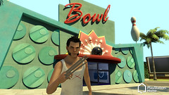 PlayStation Home Wolverine claws