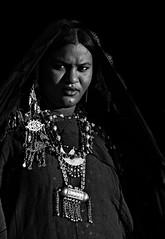 Teniri - ghadames (sasi harib) Tags: africa portrait sahara festival desert african culture wear libya touareg ghadames ليبيا daraj sahran ghadamis غدامس teniri