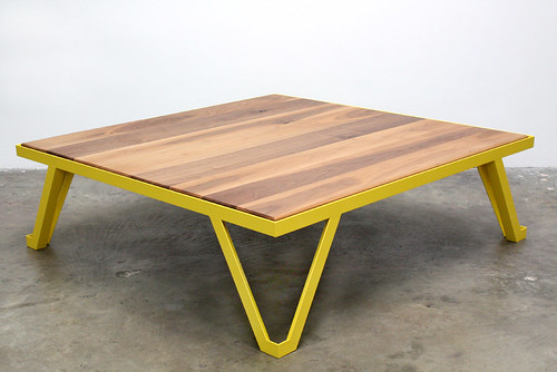 SK 4 x 4 Coffee Table