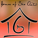 House of Six Cats at Etsy