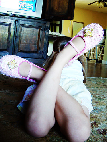 Sparkle Princess Shoes