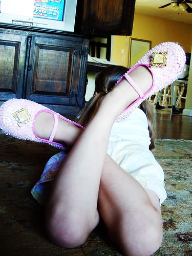 Sparkle Princess Shoes