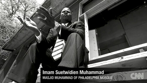 Philadelphia Imam Fights Real Crime