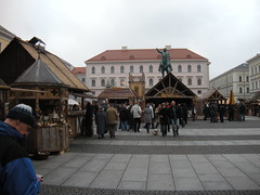 Ren Fair Christmas Market