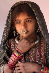 the jat - a hidden tribe in gujarat (Retlaw Snellac) Tags: travel people woman india tourism girl photography photo indian tribal nosering tribe ethnic islamic gujarat kutch bhuj jat hodka diamondclassphotographer flickrdiamond gujaratvisuals dhanetajat