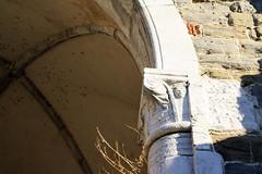 San Bernardino (Alessandra47 D.G.) Tags: church ancient ruins arches chiesa slovenia arcos archi rovine sanbernardino antichit pirano alessandra47 canoneos1000d