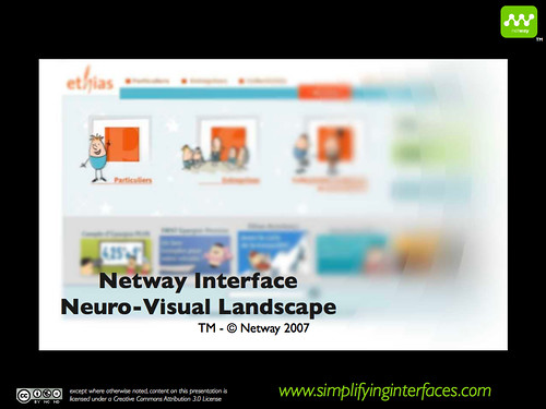 Netway Neuro-Visual Landscape