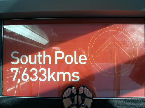 South Pole, from Q1