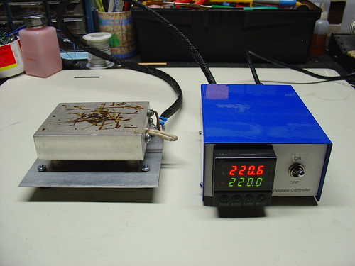 PID Controlled Hotplate
