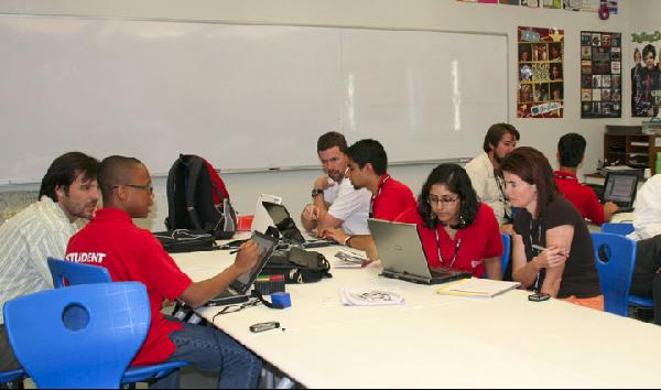 India classroom 2