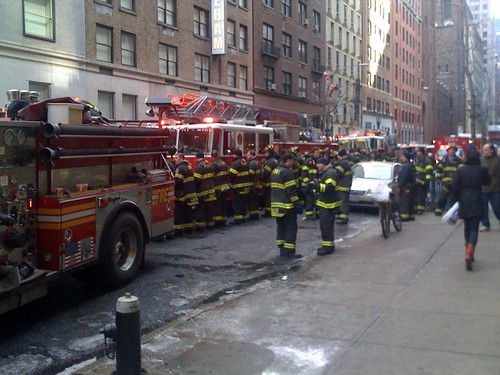 Fire on Fifty-Fifth