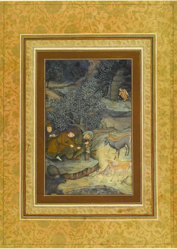 003- Pintura india siglos XVIII-XIX