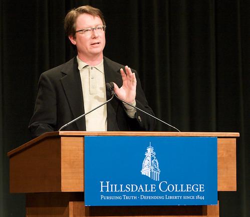 Joseph White, Hillsdale College CCA Speaker