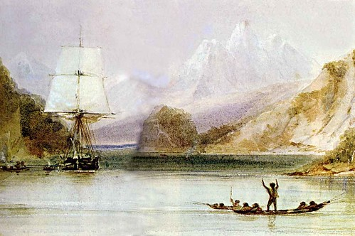 HMS_Beagle_by_Conrad_Martens (by StarbuckGuy)
