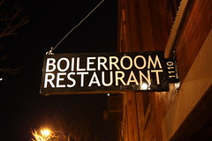 The Boiler Room Restaurant Omaha NE