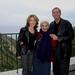 Eze - Chateau de la Chevere d'Or (Aunt Sylvia with Howard & Becky
