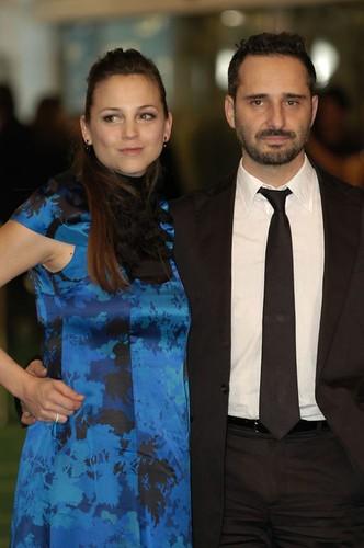 Leonor Watling y Jorge Drexler en los Premios Goya 2009_1