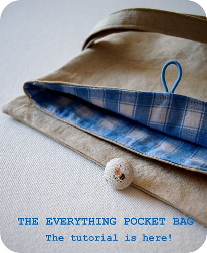 Pocket Bag tutorial