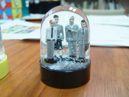 Executive Snow Globe