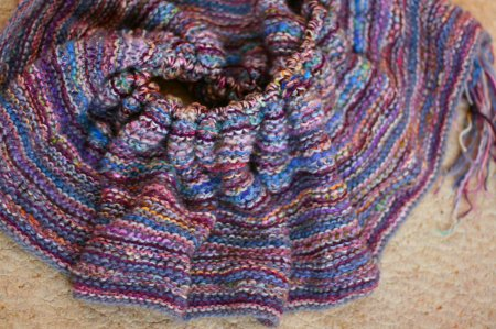 swiftly turning afghan