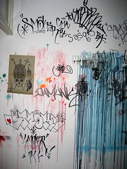 IMG_1399 (36 Chambers) Tags: sanfrancisco giant graffiti paint tag tags haight sharpie ba smoker pcf markers lowerhaight jase cma handstyles upperplayground sok steez damunk