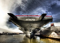 in your face2 (stocks photography.....Move complete!) Tags: copyright newyork river manhattan stocks intrepid viewlarge hudson aircraftcarrier hdr abigfave stocksphotography michaelmarsh canon5dmk11