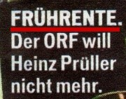 Mit 67 in Frühpension?