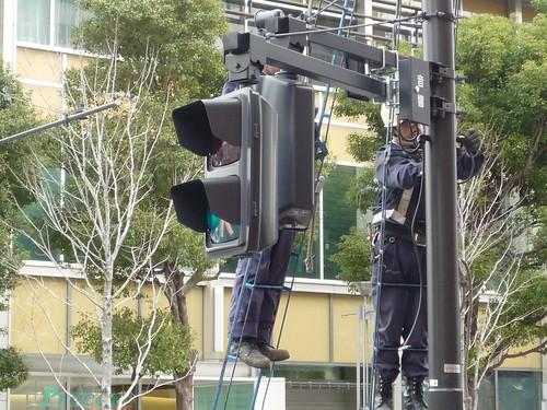 六本木信号機