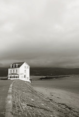 Cafe near the harbour, Barmouth