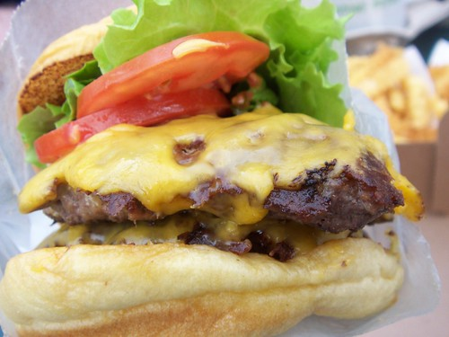Most photogenic burger