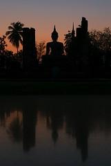 Sukhothai Sunset