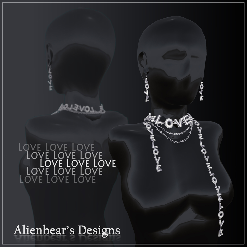 LoveLoveLove set platinum poster flickr