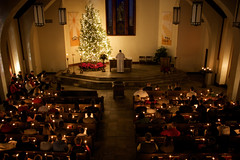 Christmas Eve at Faith Lutheran Church