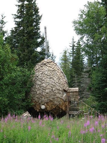 Tree Houses Part 1 by bosscofreak.