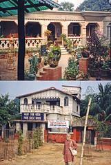 Park Guest House - IN-9697-4-003 ep (Eric.Parker) Tags: park sculpture india house 1996 joanna 1995 guest bengal sculptor santiniketan sarbari roychaudhuri ercic