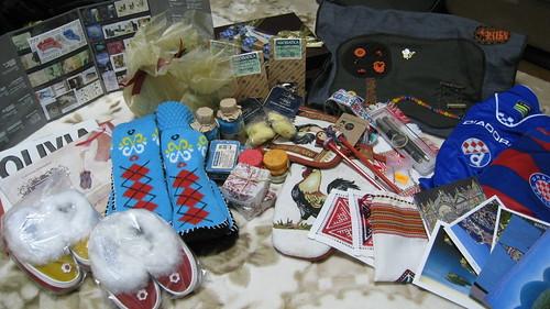 souvenirs from Croatia