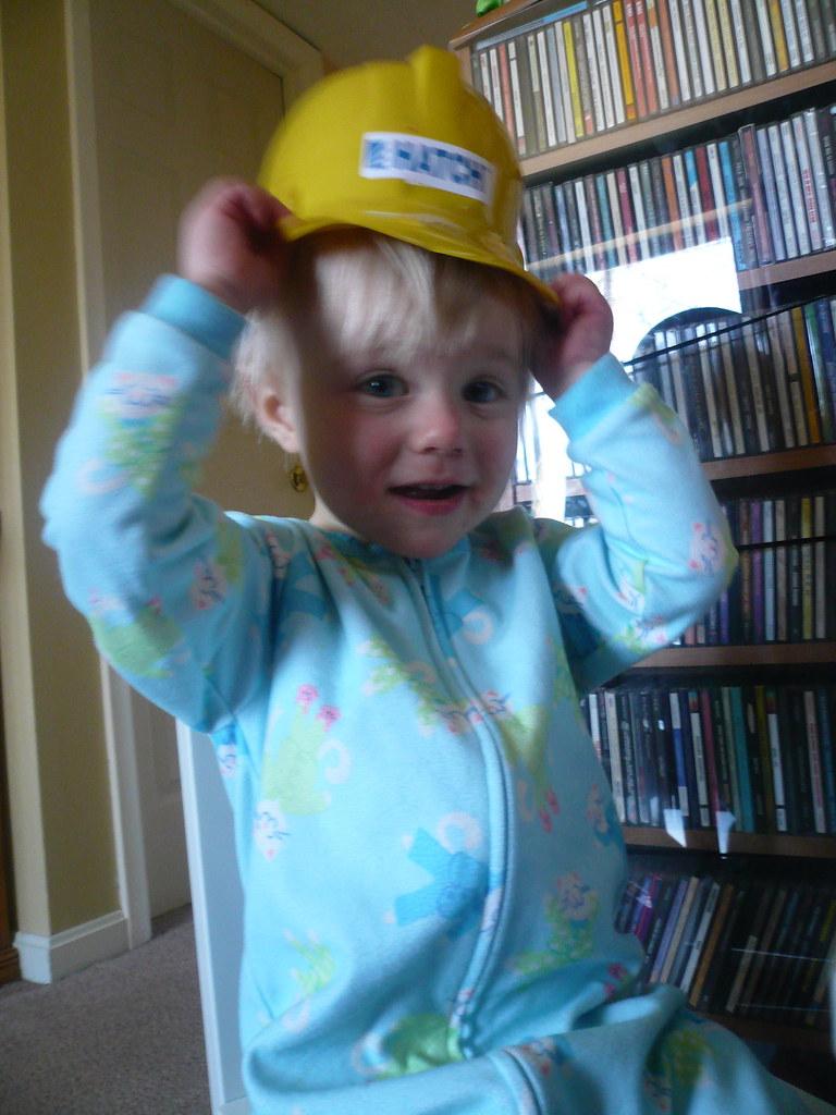 Hard Hat Baby