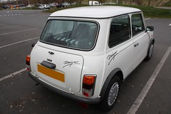 "1988 Mini 'Designer' Mary Quant • <a style=""font-size:0.8em;"" href=""http://www.flickr.com/photos/9907391@N02/3353879138/"" target=""_blank"">View on Flickr</a>"