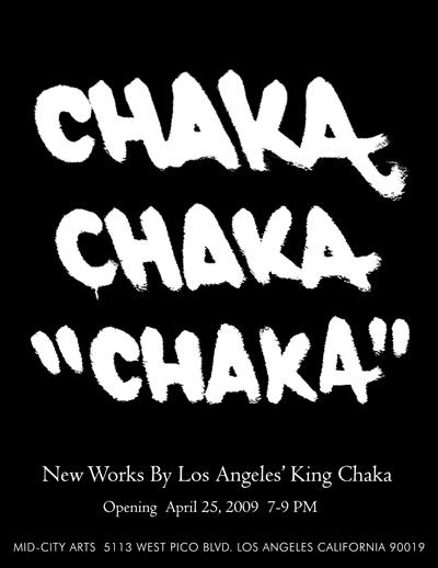 Chaka - Mid-City Arts