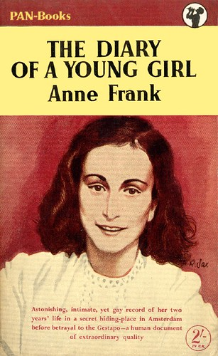anne frank the diary of a young girl pan 307 1954   a