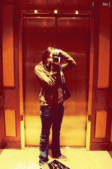 i'm ridin' the highs, i'm diggin' the lows ... (dau ) Tags: selfportrait reflection me girl smile canon vintage hotel mirror sweater shoes yo elevator autoretrato moi io textures jeans classics espejo reflejo vans santana ascensor texturas melia selfie offthewall xti 400d canonxti