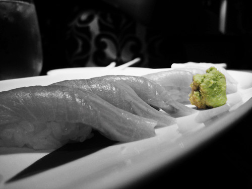 hamachi wasabi.