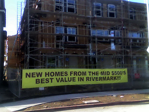 New homes from the mid $500's