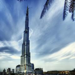 Burj Dubai (momentaryawe.com) Tags: building skyscraper dubai uae emirates hdr d300 burjdubai vertorama momentaryawe