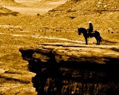 lone rider at Monument Valley - explore (Marvin Bredel) Tags: arizona horse southwest nature landscape utah sandstone rocks unitedstates desert indian explore nativeamerican redrocks navajo redrock monumentvalley kayenta southwestus landforms fourcorners americanindian oldwest americansouthwest coloradoplateau nativeamerica interestingness411 i500 marvin908 lookofsouthwest marvinbredel