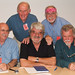 Terry Spence, Earl Reeve, Peter Goodall, Peter Harries and Brian Williams