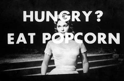 Eat Popcorn Picnic Kim Novak