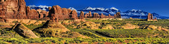 Windows Panorama (You're In My Light (jerrysEYES)) Tags: gardenofeden moab archesnationalpark turretarch gp1 ptgui